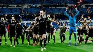 Video: Ajax stun Champions League holders Real Madrid ...  Ajax