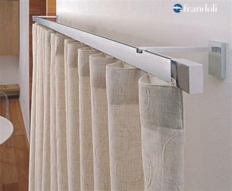tenda con bastone bastone per tende in alluminio con scivoli idee per la