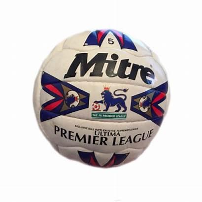 Mitre Ultima Balls Ball Match Football League