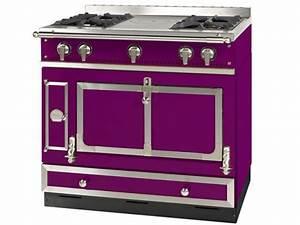 La Cornue Prix : quand l 39 lectro adopte le total look violet ~ Premium-room.com Idées de Décoration