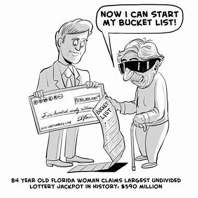 Powerball Winner Cartoon Jackpot Cartoons