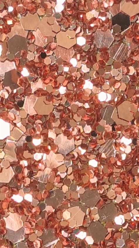 Aesthetic Gold Copper Iphone Wallpaper by Gold Glitter Wallpaper Android Best Android