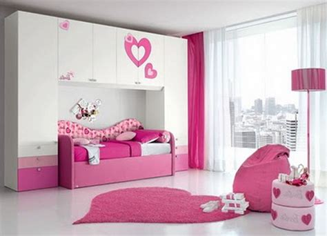 Modern Girls Bedroom, Luxury Bedroom Interior Design Ideas