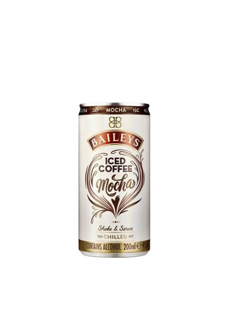 Find the recipe on delish.com. Baileys launches new iced coffee range