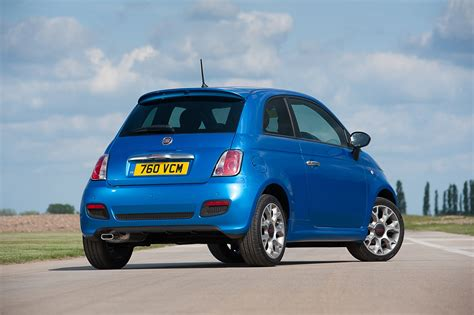 Fiat Car : Fiat 500 By Car Magazine