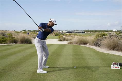 The small adjustment that could help Tiger Woods win ...