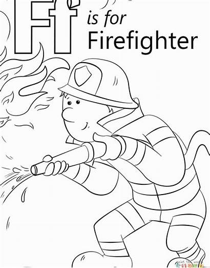 Coloring Pages Hornet Printable Letter Fish Getcolorings
