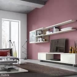 braune tapete wohnzimmer wände and oder on
