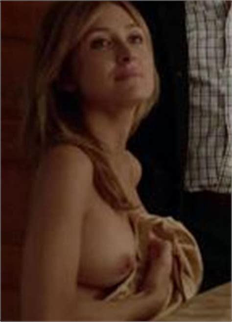 Sidse Babett Knudsen  nackt