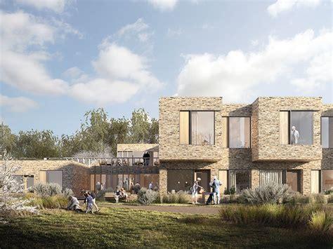 Nursing And Rehabilitation Center In Humleb 230 K E Architect