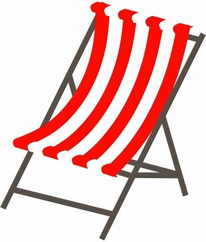 Liegestuhl Urlaub Chair Ferien Deck Freizeit Strand