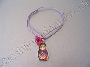 bijoux fantaisie enfant bracelet parme quotpoupee russequot With bijoux fantaisie enfant