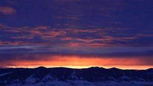 Mountain Sunset | SheridanMedia.com