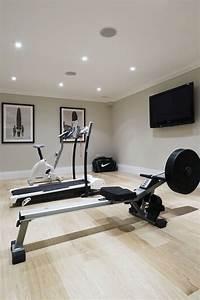 Fitnessraum Zu Hause : die besten 25 keller fitnessraum ideen auf pinterest fitnessraum fitnessstudio zu hause und ~ Sanjose-hotels-ca.com Haus und Dekorationen