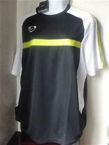 Sellrack Select USA Nike men Dri Fit shirt L black white
