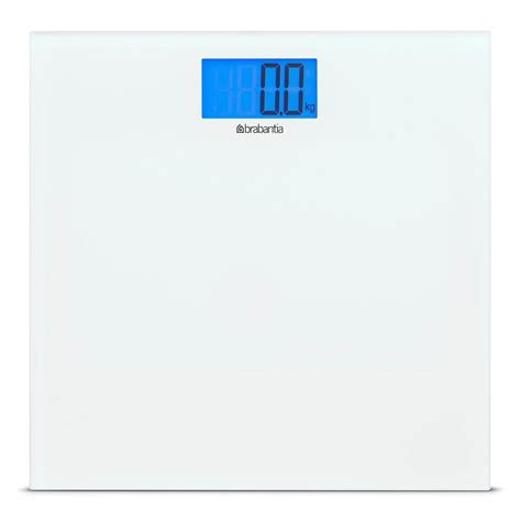 Bathroom Scales Change Battery by Digital Bathroom Scales Battery Powered Glass White