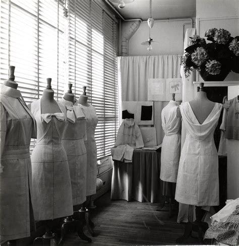la chambre syndicale de la haute couture histoire école de mode à ecole de la chambre