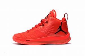 New Jordan Super.Fly 5 X Red/Black   Air Jordans 2017