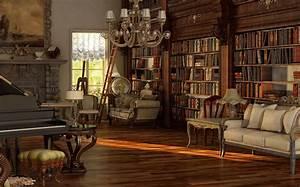 Victorian room by sanfranguy on DeviantArt
