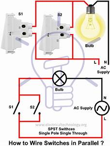 Wiring Diagram For Ceiling Light With Two Switches