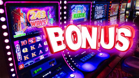 Here Are the Best Slot Machines with the Best Bonus Rounds