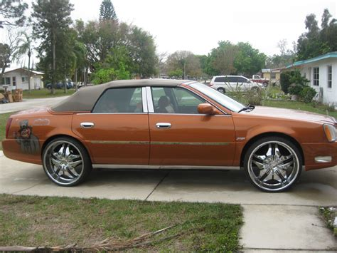 2000 Cadillac Deville For Sale  Fort Myers Florida