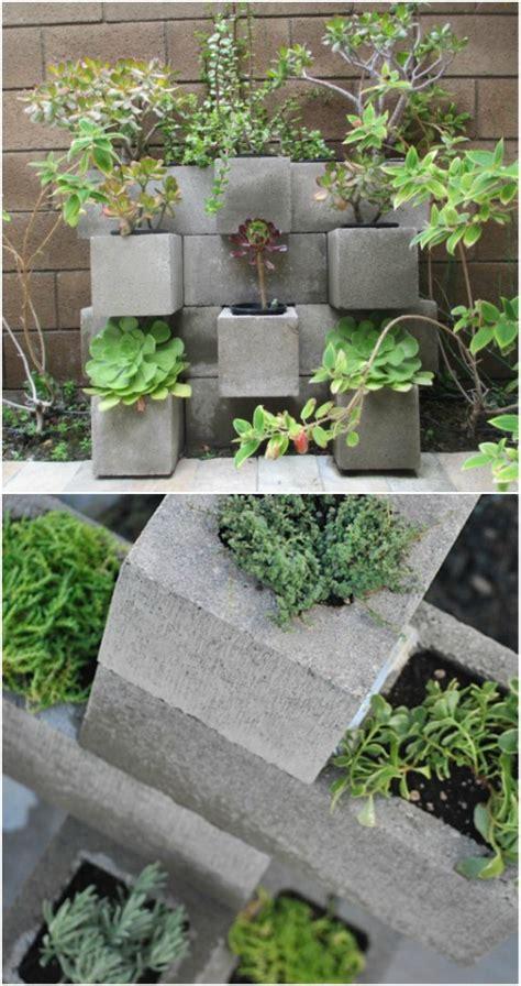 creative ways   concrete blocks   home diy