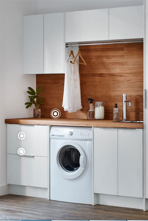 Laundry Cupboards Bunnings by Laundry Bundle Idea Bunnings Laundry Ideas In 2019