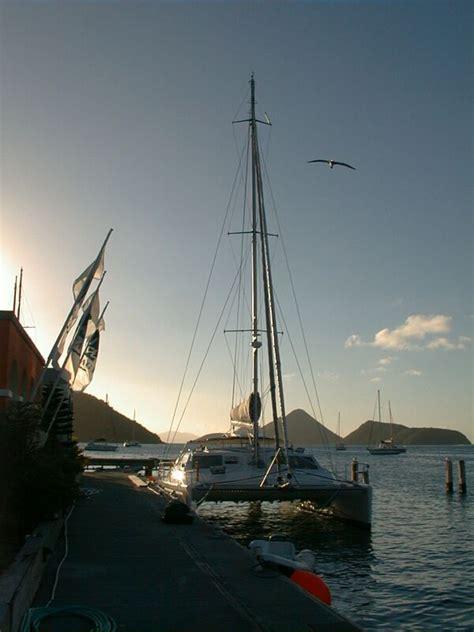 Frenk Catamaran Bvi by Paticat Delivery