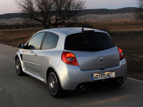 siege clio 3 rs clio rs 3rd generation facelift clio rs renault