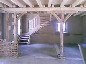 Comment Vitrifier Un Escalier : protection escalier bois neuf resine de protection pour peinture ~ Farleysfitness.com Idées de Décoration