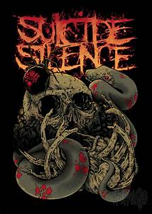 Suicide Silence by Impakto on DeviantArt