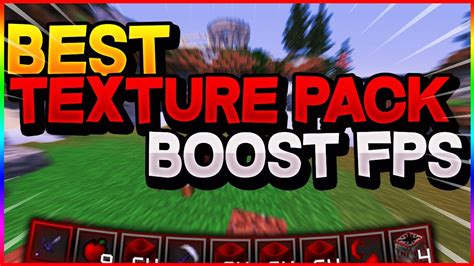 Best Texture Pack Bedwars 2020 Boost Fps Youtube