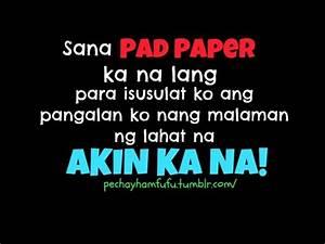Love Quotes Tagalog Patama. QuotesGram