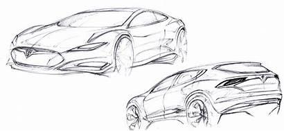 Tesla Sketches Avtor Anej Ob