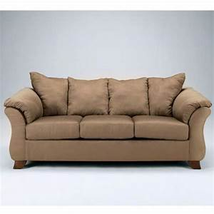 Ashley furniture signature design durapella cocoa sofa for Ashley furniture durapella cocoa sectional sofa