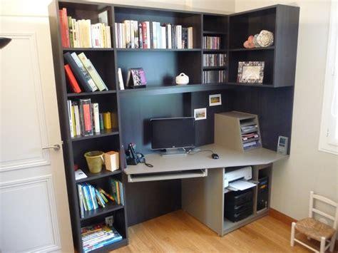 bureau biblioth ue int r réalisations intérieur bois création