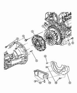 Dodge Ram 1500 Clutch Kit  Disc  Used For  Pressure Plate