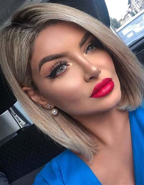 best medium length hairstyles haircuts for women 2019