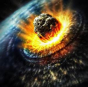 What Would Happen If An Asteroid Actually Hit Earth ...