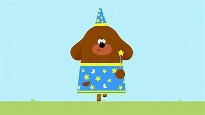 Hey Duggee Giphy Magic Gifs Wizard Trovare