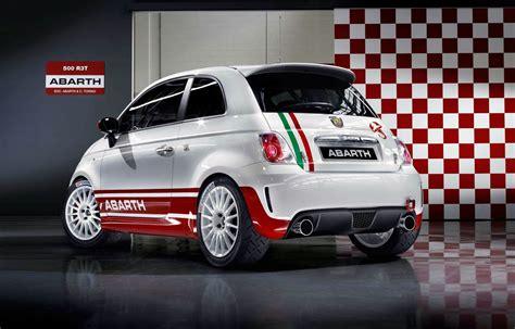 Fiat Car : Fiat Abarth 500 R3t Rally Car