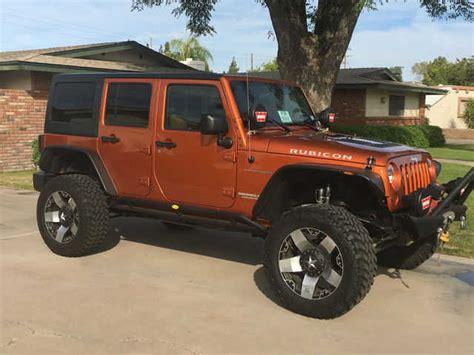 jeep wrangler unlimited rubicon  sale  dallas