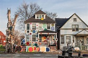The Heidelberg Project is coming down - Curbed Detroit