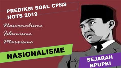 You can choose the prediksi soal cpns 2019 guru apk version that suits your phone, tablet, tv. PREDIKSI SOAL TWK HOTS CPNS 2019 - NASIONALISME (Sejarah ...