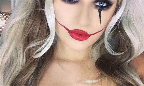 impressive  easy halloween makeup tutorials