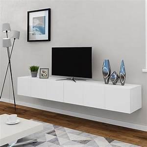 Tv Schrank Hoch : vicco lowboard set cumulus 240 cm wei matt tv real ~ Whattoseeinmadrid.com Haus und Dekorationen