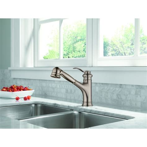 Single Handle Pull Out Kitchen Faucet  KSK1001BN ? OAKLAND