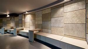 Wood Wool Acoustic Panels Cementitious Wood-Fiber Panels