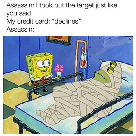 How do you think businesses would react? 40+ Credit Card Decline Memes - AhSeeit
